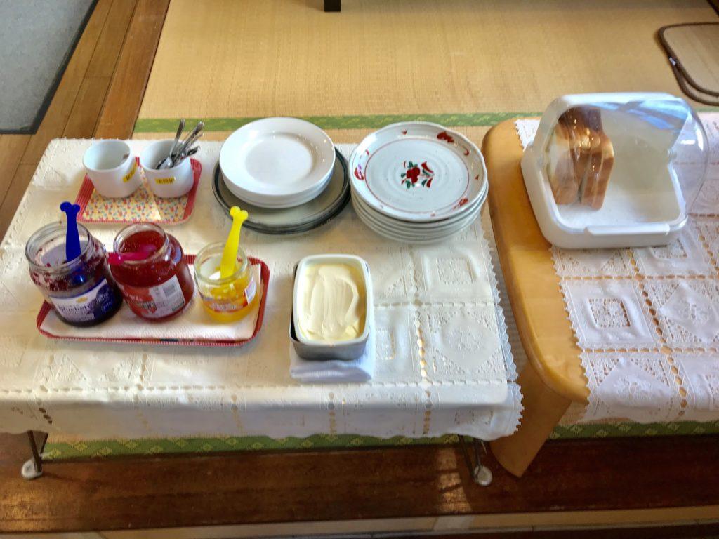 ホテルハッピーホリデー石垣島 朝食